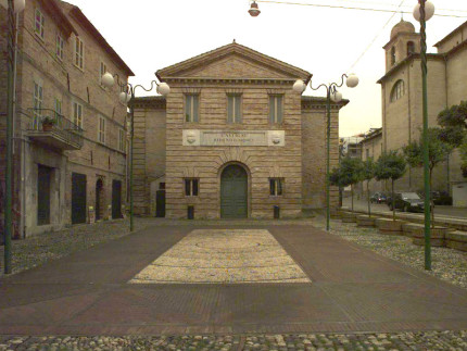 Teatro Comunale Porto San Giorgio