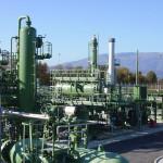 Impianto di stoccaggio del gas
