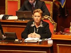 Silvana Amati al Senato