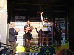 Peter Sagan vincitore della tappa di Fermo della Tirreno-Adriatico 2017