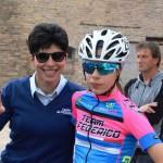 Noemi Eremita alla Duegiorni Ciclistica Elpidiense di Sant'Elpidio a Mare