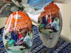 Le uova di Pasqua solidali di CVM