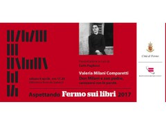 """Incontro con Valeria Milani Comparetti per """"Aspettando Fermo sui libri"""""""