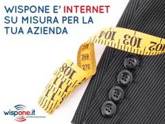 Wispone è Internet su misura per l'azienda