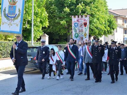 Celebrazioni per il 25 Aprile a Sant'Elpidio a Mare