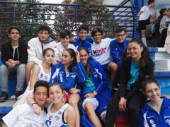 Squadra di atletica dell'ISC Nardi di Porto San Giorgio