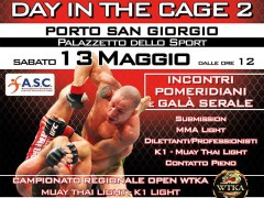 Day in the Cage 2 a Porto San Giorgio