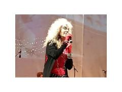 Donatella Rettore in concerto a Monte Urano