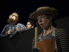 Il Brutto Brutto Anatroccolo per TIR - Teatri in Rete