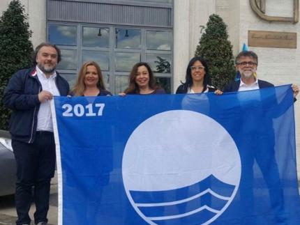 Bandiera Blu 2017 consegnata ai Comuni della provincia di Fermo
