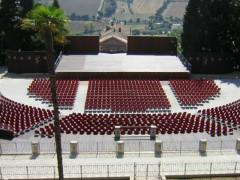 Arena di Villa Vitali a Fermo