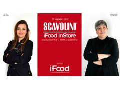 Sara Salvoni e Annalaura Levantesi: show cooking allo Scavolini Store di Porto Sant'Elpidio