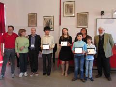 I giovani musicisti del Postacchini all'ISC Nardi di Porto San Giorgio