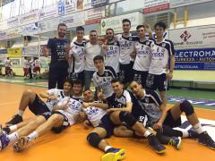 M&G Videx Grottazzolina, squadra giovanile