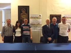 Presentazione VolleyVille 2017 a Montegiorgio