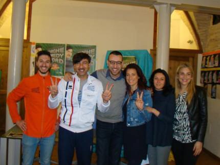 """Il 28 maggio a Fermo """"Marche Comedy Record"""" con Piero Massimo Macchini"""