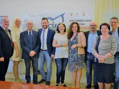 """Presentazione di """"Creatività Senza Frontiere"""" a Sant'Elpidio a Mare"""