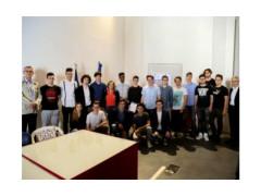 Premio Marcello Seta 2017 all'ITI Montani di Fermo