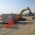 La prima spiaggia libera a dotarsi di bagni e docce è quella di Fermo