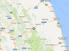La terra trema ancora nelle Marche: scossa di magnitudo 3.3
