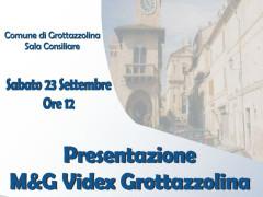 Presentazione M&G Videx Grottazzolina 2017/18