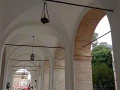 Il cimitero di Fermo