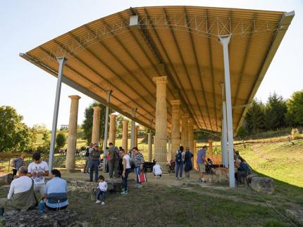 Area archeologica La Cuma di Monte Rinaldo