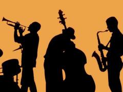 Musica, concerto, band, jazz