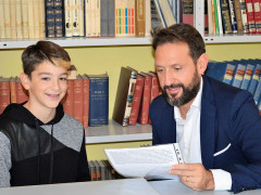 Daniel Giglini Tassotti e Alessio Terrenzi