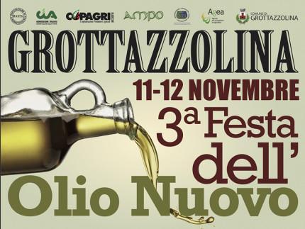 Festa dell'Olio Nuovo 2017 a Grottazzolina