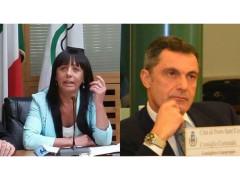 Jessica Marcozzi ed Enzo Farina - Forza Italia