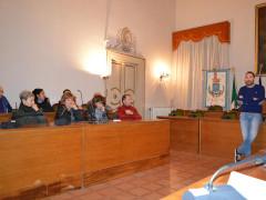 Assessore Matteo Verdecchia incontra dipendenti comunali di Sant'Elpidio a Mare