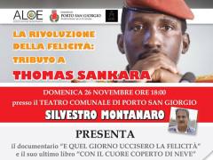Tributo a Thomas Sankara