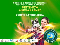 Pet Show al Centro Commerciale Auchan Porto Sant'Elpidio
