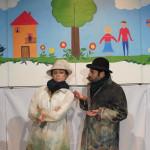 Punto e Punta - teatro per ragazzi