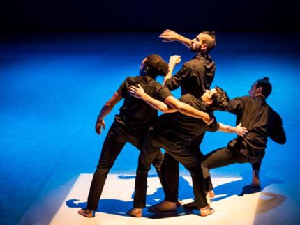 Lo spettacolo di danza Convergenze