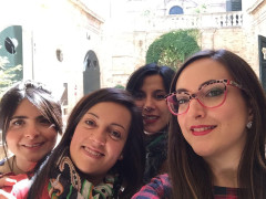 Chiara Marangoni, Roberta Salvoni, Roberta Sollazzo, Giuditta Orienti
