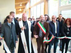 Inaugurato asilo nido comunale a S. Andrea di Fermo