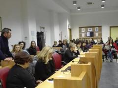 Riunione a Fermo in vista dello screening day sui DSA