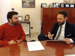 Mirco Romanelli e Alessio Terrenzi