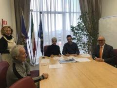Riqualificazione area ex Fim a Porto Sant'Elpidio: la firma in Provincia