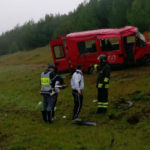 Incidente in A-14 a Fermo-Porto San Giorgio