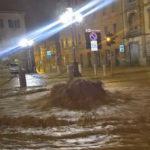 Maltempo: allagamenti a Porto San Giogio