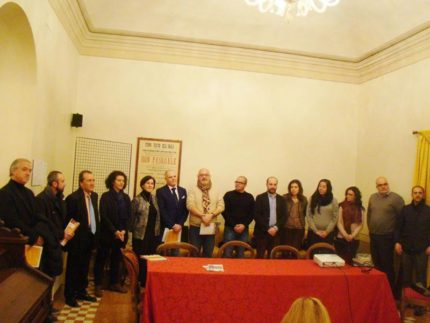 Delegazione di Fuenlabrada (Spagna) a Fermo per due giorni per un progetto Erasmus+ in collaborazione con Mus-e Italia e del Fermano