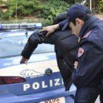 La Polizia opera un arresto