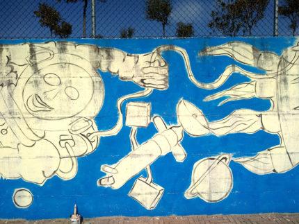 Graffiti a Sant'Elpidio a Mare