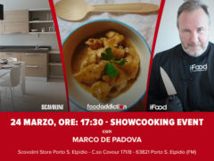 Show cooking a Porto Sant'Elpidio