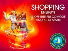 Lo shopping ha una nuova energia al Centro Commerciale Auchan Porto Sant'elpidio