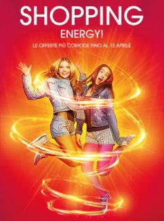Lo shopping ha una nuova energia al Centro Commerciale Auchan Porto Sant'elpidio - locandina
