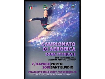 Campionatio interregionali ginnastica artistica a Porto Sant'Elpidio